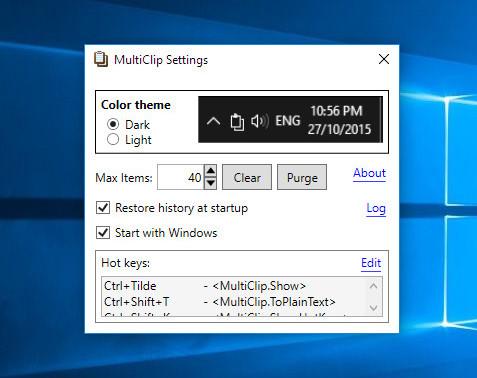 Расширяем возможности буфера обмена Windows 10