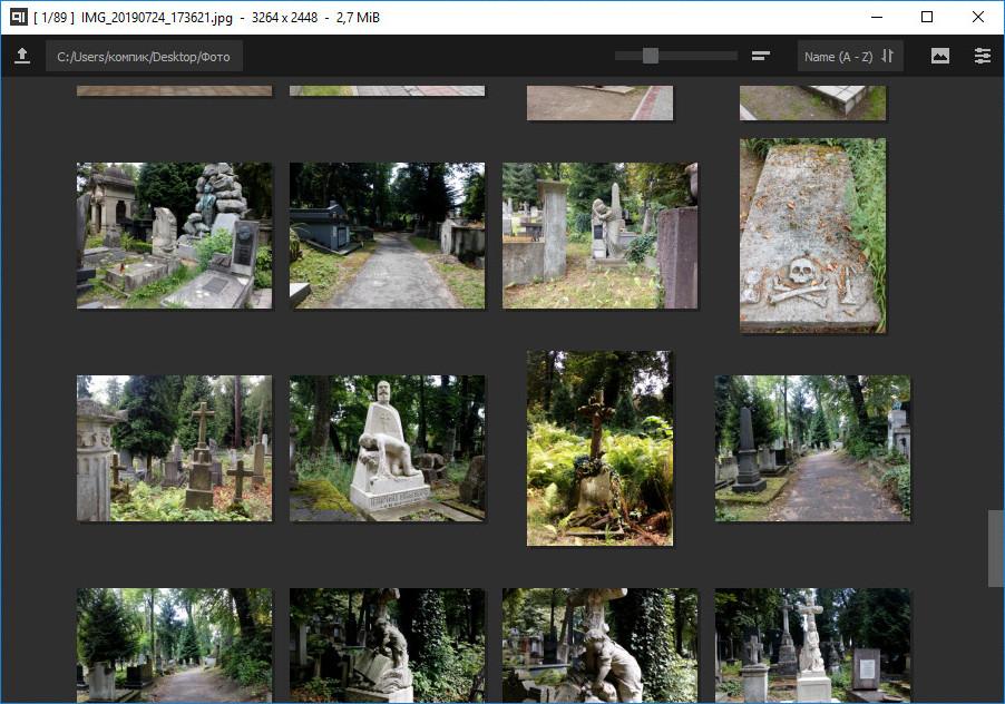 Просмотрщик изображений для Windows 10