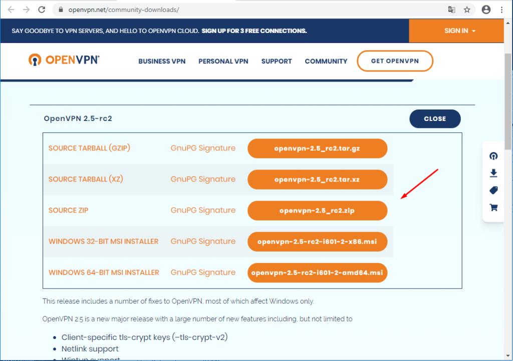 Как настроить OpenVPN Client в Windows 10