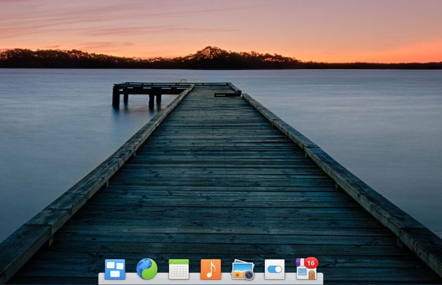 Elementary OS настройка док-панель