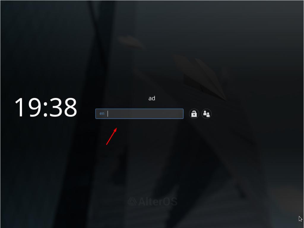 AlterOS 7 как изменить тему экрана блокировки